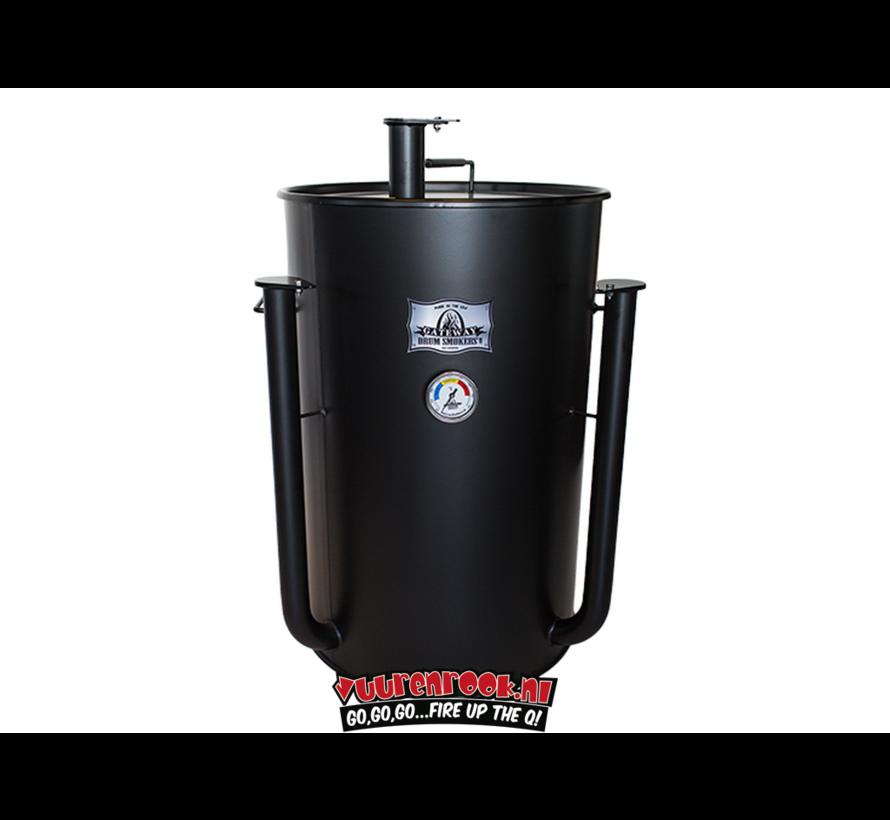 Blues Hog Edition Gateway Drum Smoker - 55 Deal 2