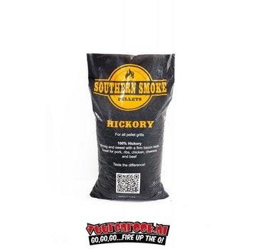 Southern Smoke Southern Smoke Hickory BBQ Pellets 9 kilos