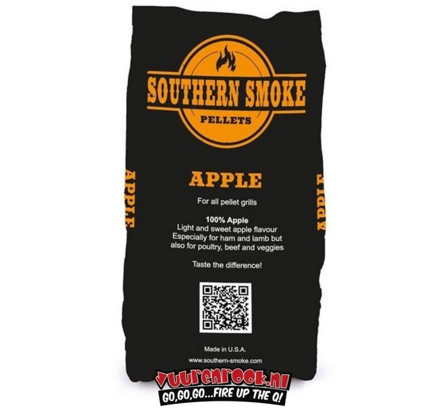 Southern Smoke Appel BBQ Pellets 9 kilo
