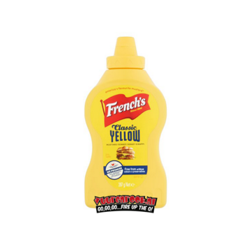 Frenchs French's Classic Yellow Mustard 397 gram