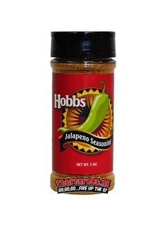 Hobbs Hobbs Jalapeno Seasoning 5oz