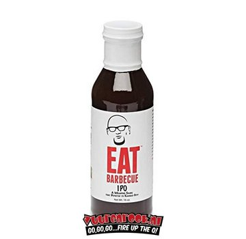 Eat BBQ EAT Barbecue IPO Sauce 16oz
