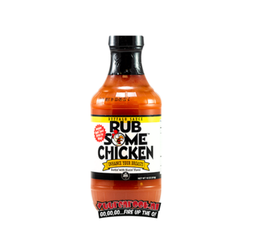 BBQ Spot BBQ Spot Rub Some Chicken Buffalo Sauce
