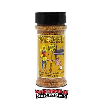 Bexten's Best Rubs Bexten's Best Rubs Hickory Smoked Honey Garlic 6.5oz