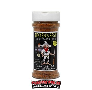 Bexten's Best Rubs Bexten's Best Rubs Signature Blend 6oz