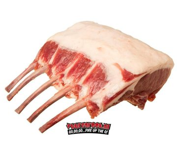 Home Made Iberico Frenched Rack (5 Ribs) 2000 gram