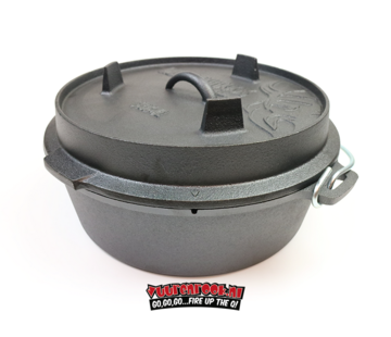 Valhal Valhal Outdoor Dutch Oven 6.1 L
