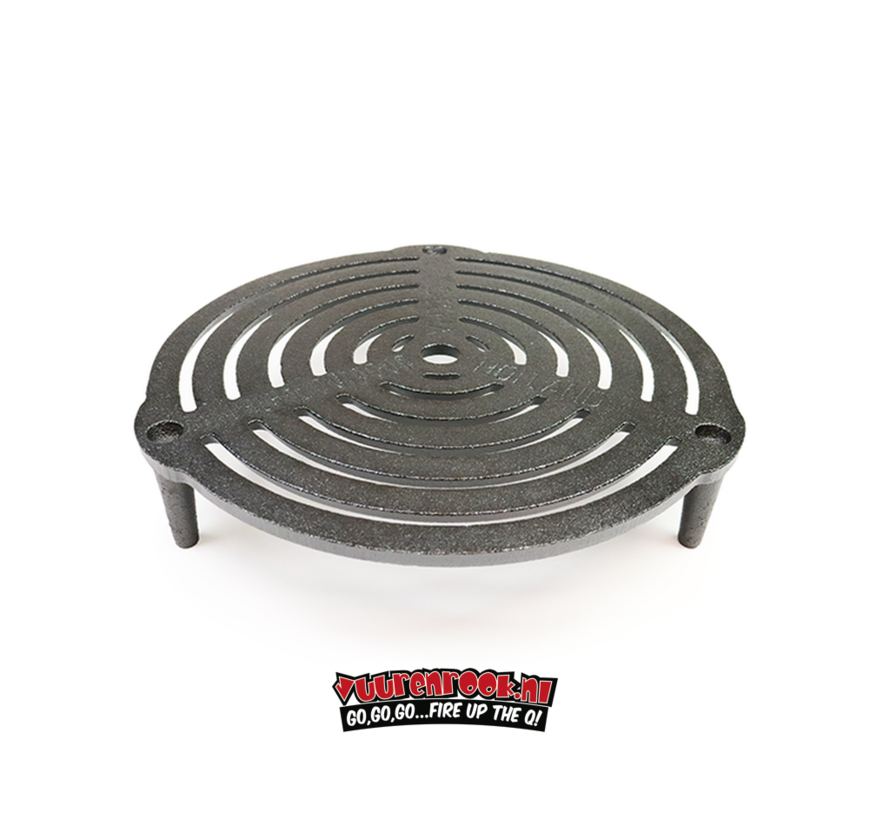 Valhal Outdoor Camp Fire Ring 23 cm