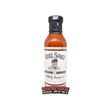 Koss Sauce Koss Sauce BBQ Sauce 12oz