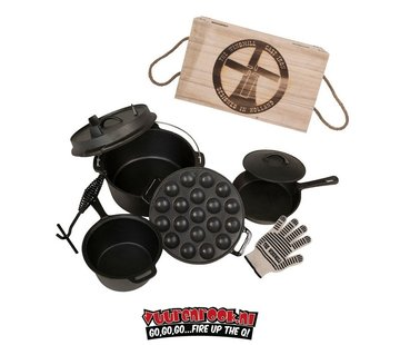 The Windmill Cast Iron The Windmill Cast Iron Set!