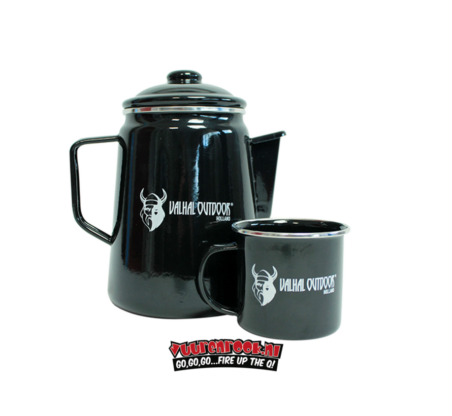 Valhal Outdoor Coffee Mug