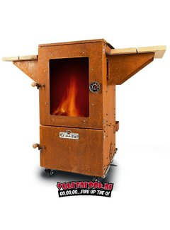 Le Maitre Le Maitre Smoker Iron Brown Model 2020