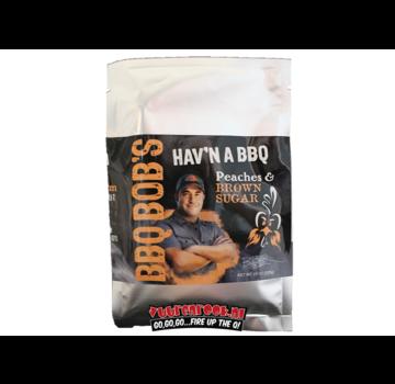 BBQ Bob's BBQ Bob's Hav'n a  BBQ Peaches & Brown Sugar approx. 50 grams
