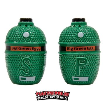 Big Green Egg Big Green Egg Pepper & Salt Shakers
