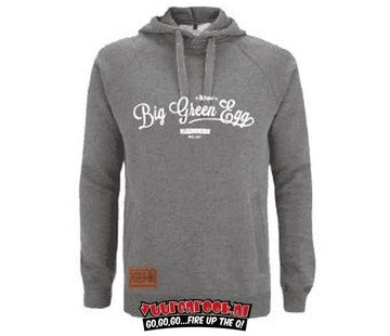 Big Green Egg Big Green Egg Hoodie Grey