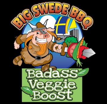 Big Swede BBQ Big Swede BBQ Badass Veggie Boost