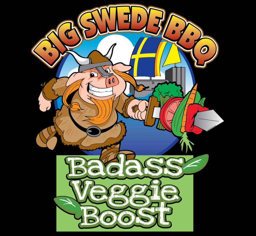 Big Swede BBQ 'Badass Veggie Boost' BBQ Rub 9.9oz