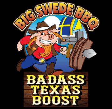 Big Swede BBQ Big Swede BBQ Badass Texas Boost