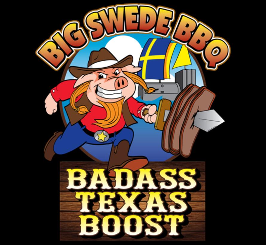 Big Swede 'BBQ Badass Texas Boost' BBQ Rub 12oz