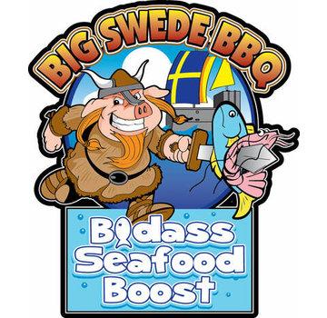 Big Swede BBQ Big Swede 'BBQ Badass Seafood Boost' BBQ Rub  340 gramm