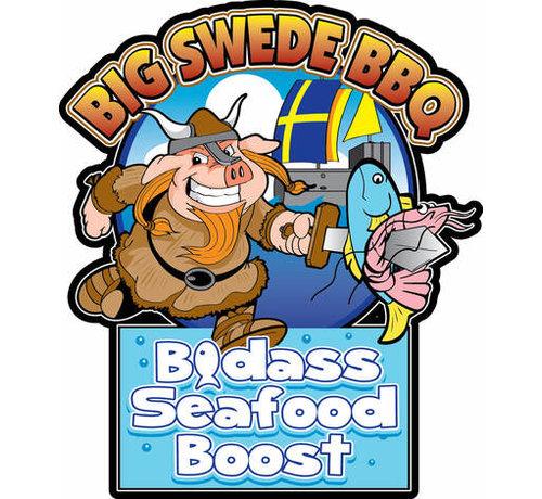 Big Swede BBQ Big Swede 'BBQ Badass Seafood Boost' BBQ Rub  340 gram