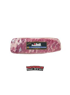 Home Made Swift Premium USA Belly Ribs  St. Louis Style Competition Cut