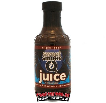 Sweet Smoke Q Sweet Smoke Q Beef Juice Injection 23oz