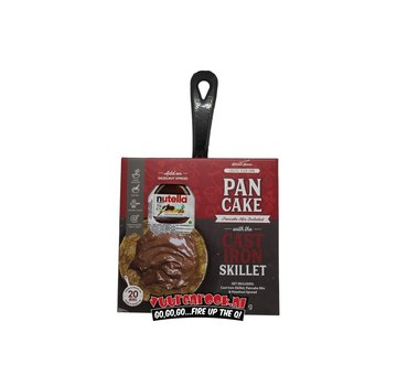 Pancake Cast Iron Skillet