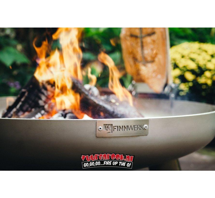 Finnwerk Fire bowl Harri Edelstahl 60