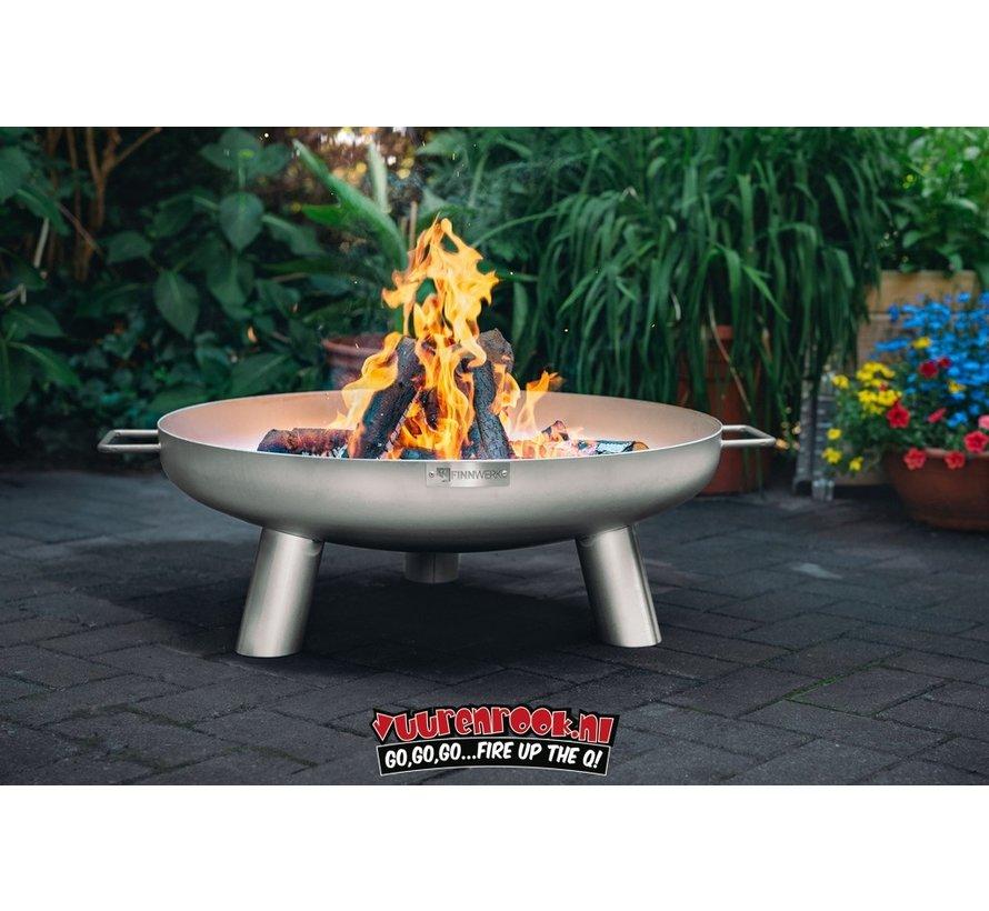 Finnwerk Fire bowl Harri Edelstahl 80