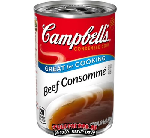 Campbells Campbell's Beef Consomme