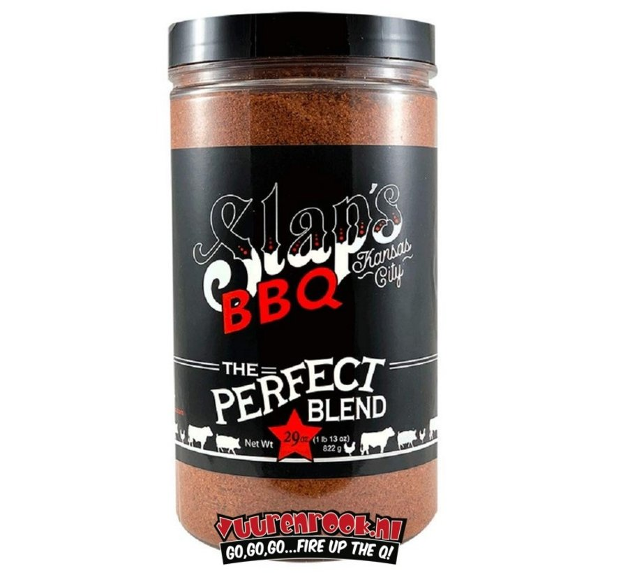 Slap's BBQ The Perfect Blend BBQ Rub XL