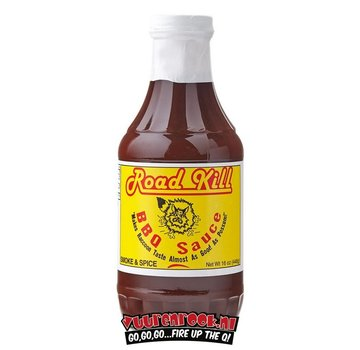 Roadkill Roadkill BBQ Sauce Smoke & Spice 16oz
