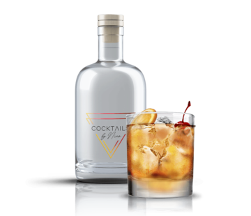 Cocktails by Nina Old Fashioned Rum