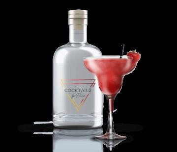 Cocktails by Nina Strawberry Daiquiri