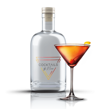 Cocktails by Nina Manhattan