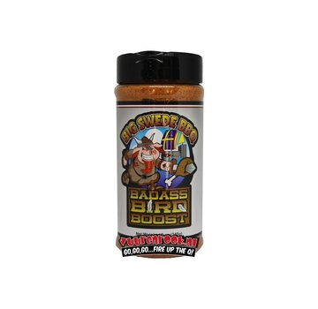 Big Swede BBQ Big Swede BBQ 'Badass Bird Boost' BBQ Rub 12oz