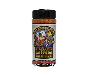 Big Swede BBQ Big Swede 'BBQ Badass Texas Boost' BBQ Rub