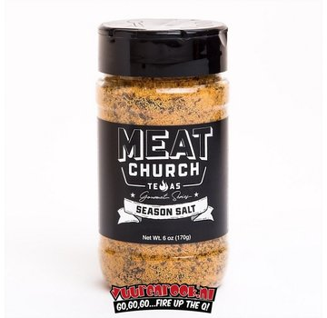 Meat Church Meat Church Gourmet Season Salt 6oz