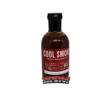 Cool Smoke Tuffy Smone Cool Smoke Spicy BBQ Sauce