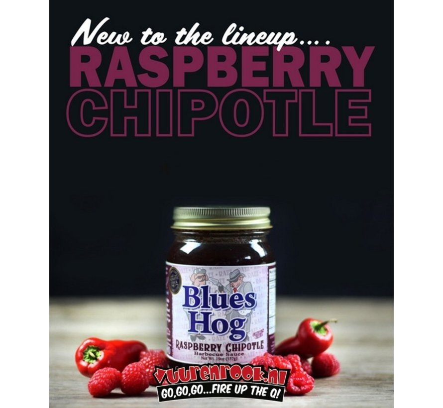 PRE-ORDER! Blues Hog Raspberry Chipotle BBQ Sauce