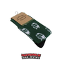 Big Green Egg Socks Green / White
