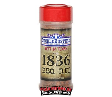 SuckleBusters SuckleBusters 1836 Beef Rub 4 oz