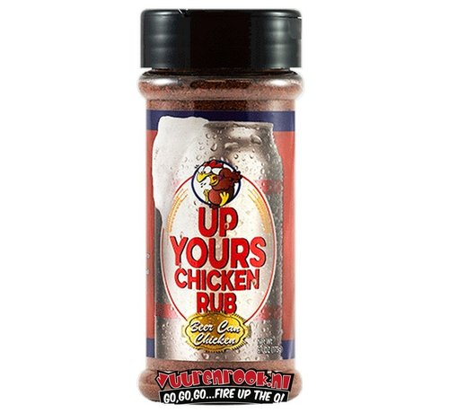Up Yours Chicken Up Yours Chicken Rub