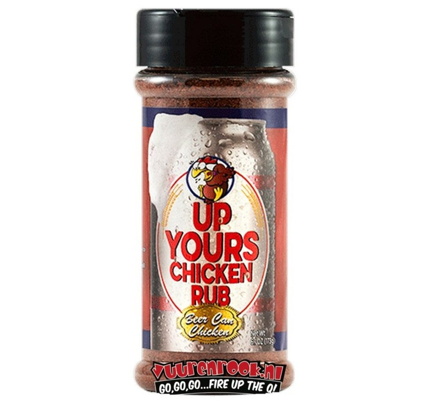 Up Yours Chicken Rub