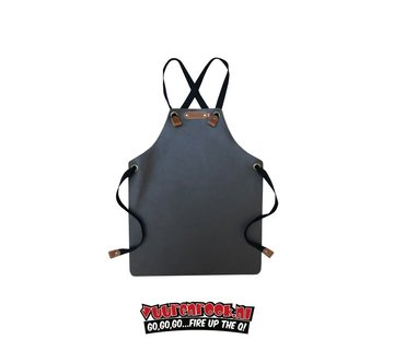 Xapron Xapron Kids Apron Brown