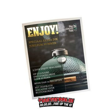 Big Green Egg Big Green Egg Enjoy Anniversary Magazine