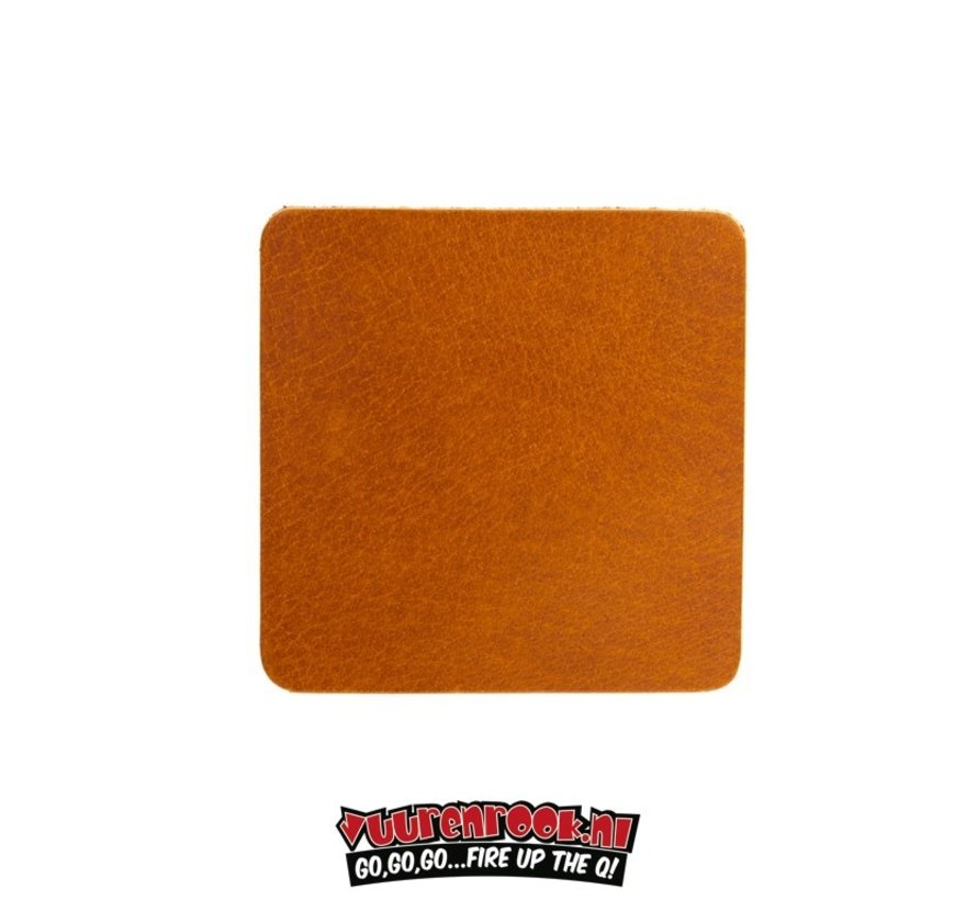 Xapron Coasters Cuba Tan 4 pieces
