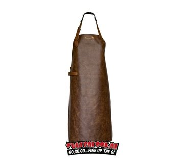 Xapron Xapron Apron Atlanta Brandy with Shoulder Strap