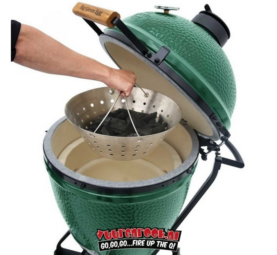 Big Green Egg Steel Fire Bowl Minimax